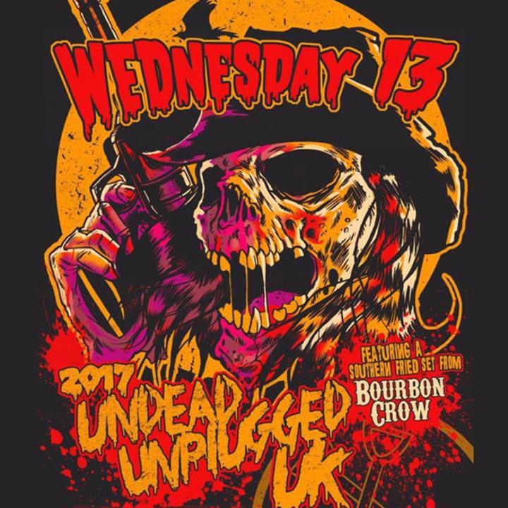 Wednesday 13 @ The Key Club - Leeds, United Kingdom