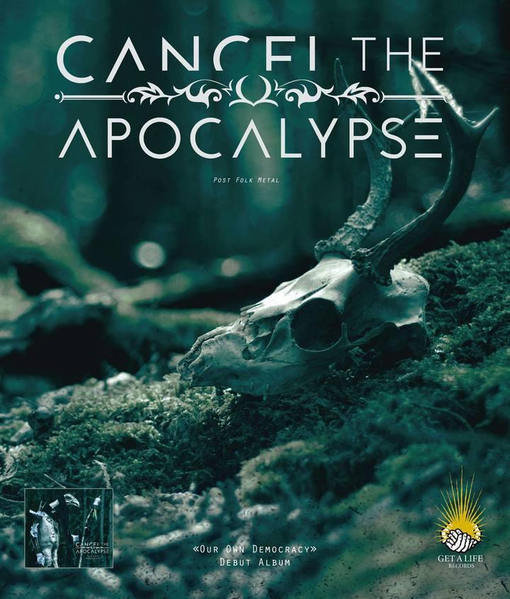 Cancel The Apocalypse @ Kassablanka - Jena, Germany