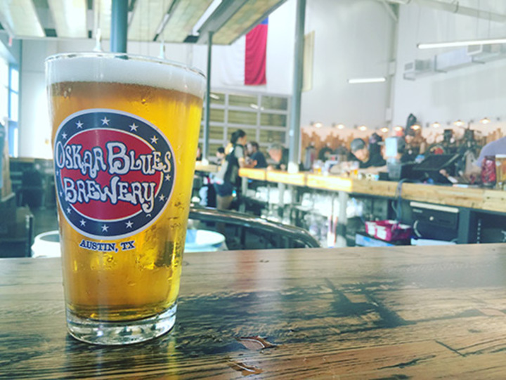 Oscar Ornelas @ Oskar Blues Brewery - Austin, TX