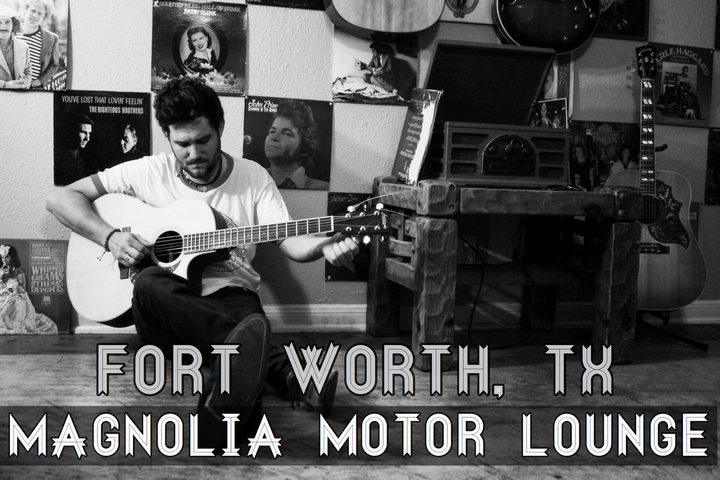 Zach Nytomt @ Magnolia Motor Lounge  - Fort Worth, TX