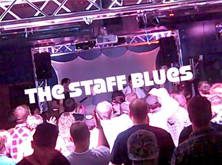 The Staff Blues Tour Dates