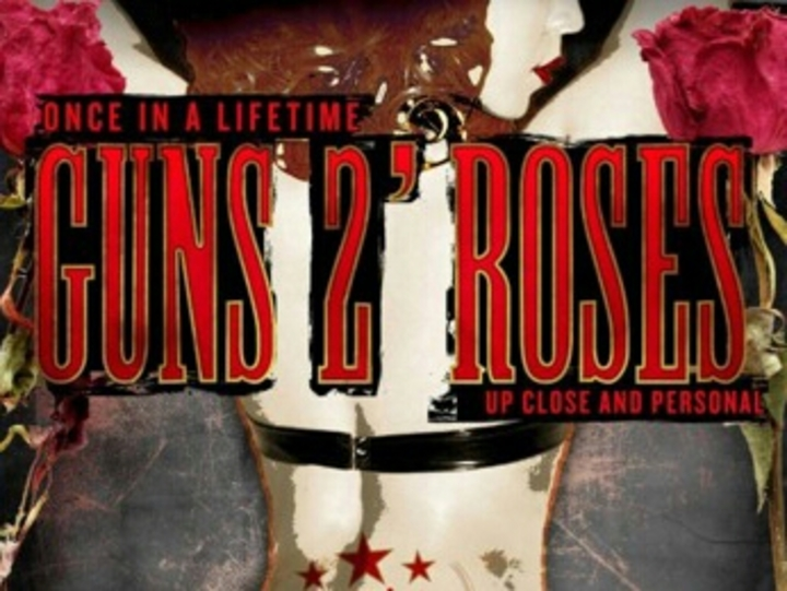 Guns 2 Roses - UK Guns N Roses Tribute @ Bar Metro  - Bolton, United Kingdom