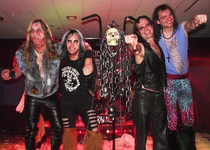 Electric Circus UK Tour Dates