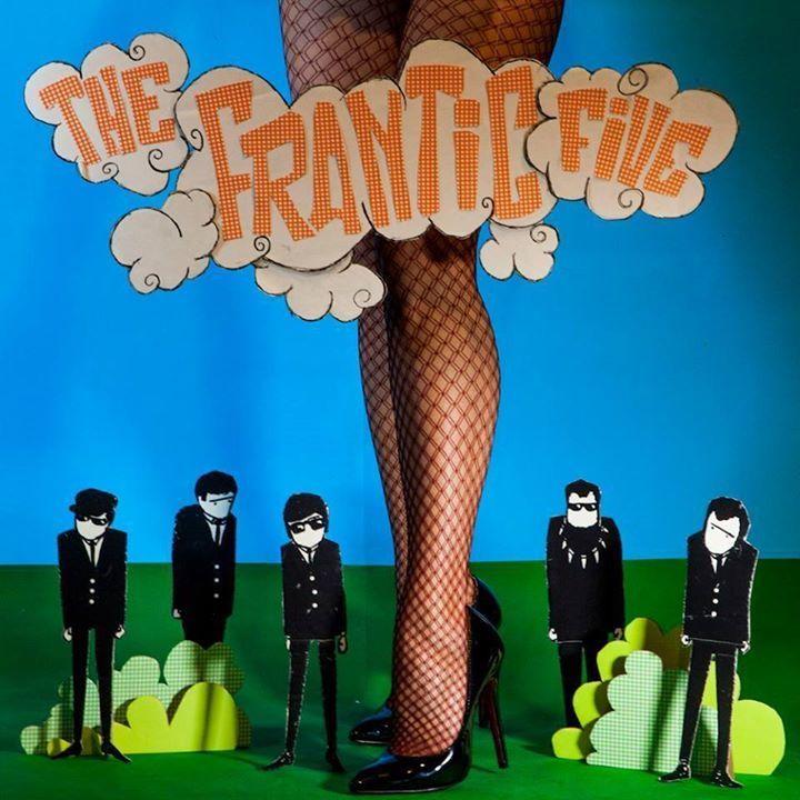 the frantic five Tour Dates