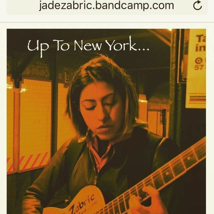Jade Zabric Tour Dates