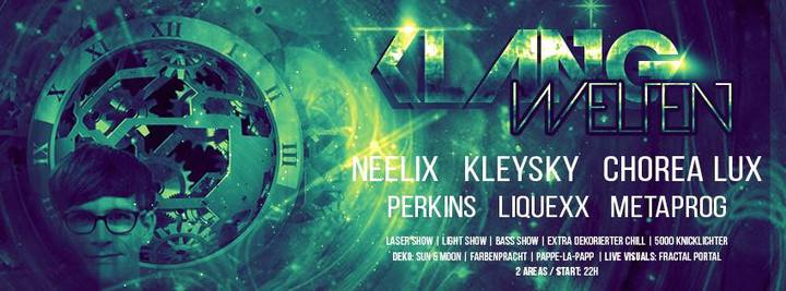KLEYSKY @ Aladin Music-Hall - Bremen, Germany