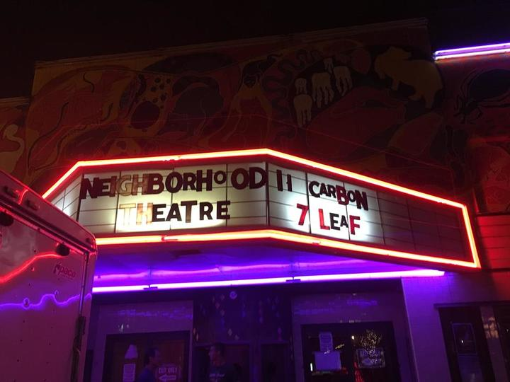 Carbon Leaf @ Neighborhood Theatre - Charlotte, NC