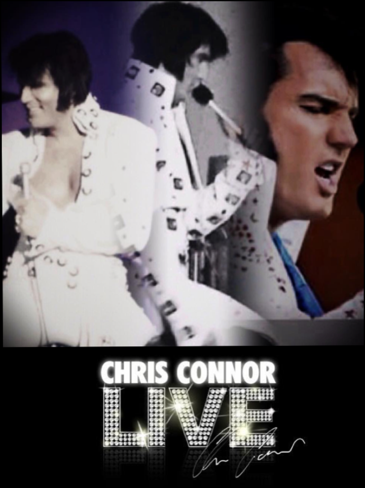 The World Famous Elvis Show starring Chris Connor Tour Dates