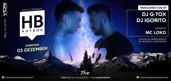 DJ Igorito @ TRAX Club - Ludwigsburg, Germany