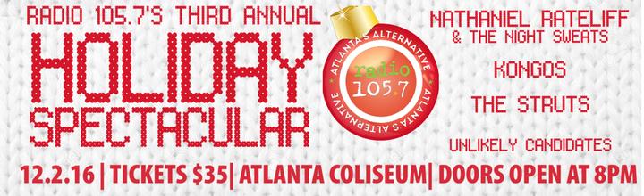 The Unlikely Candidates @ Atlanta Coliseum - Duluth, GA