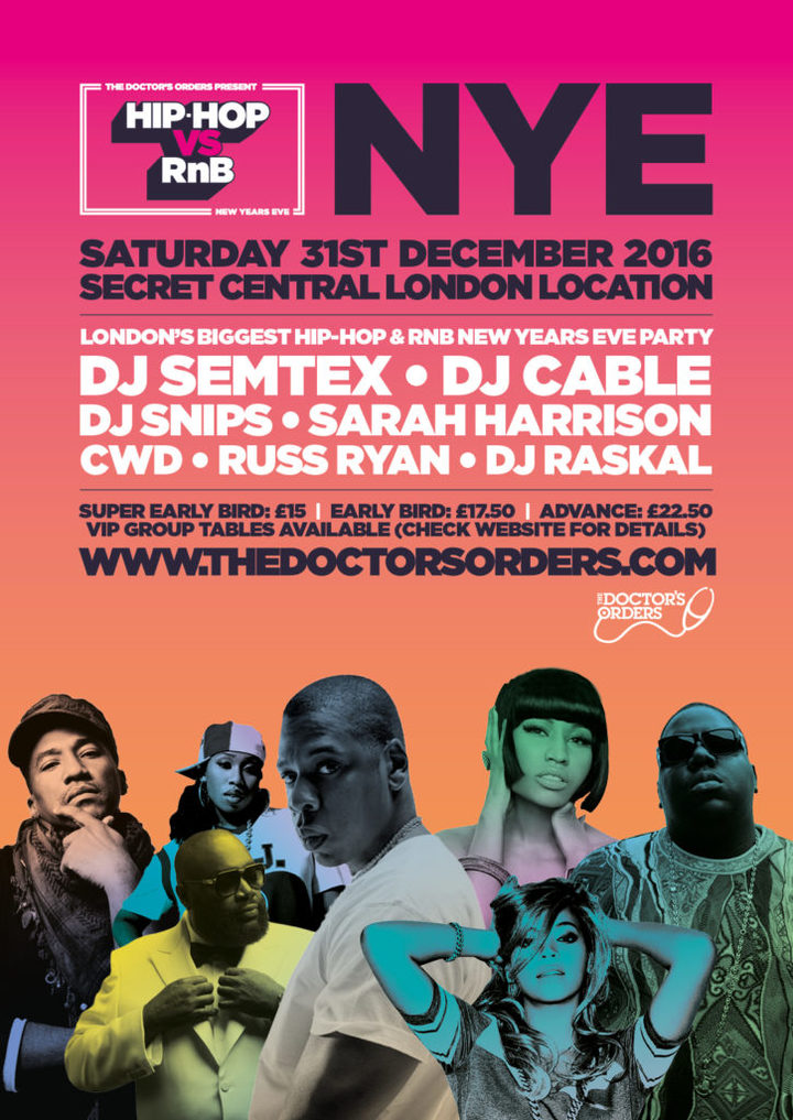 DJ Semtex @ TBC - London, United Kingdom