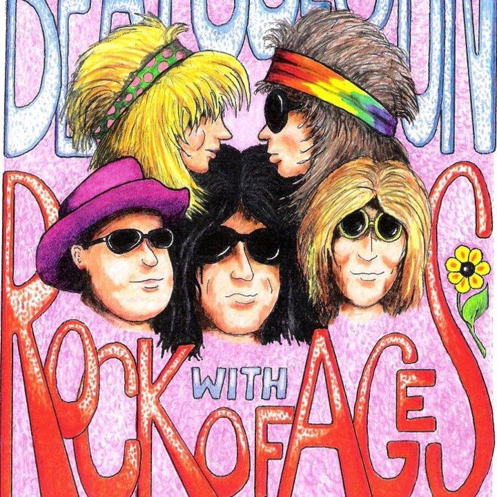 Rock of Ages Tour Dates