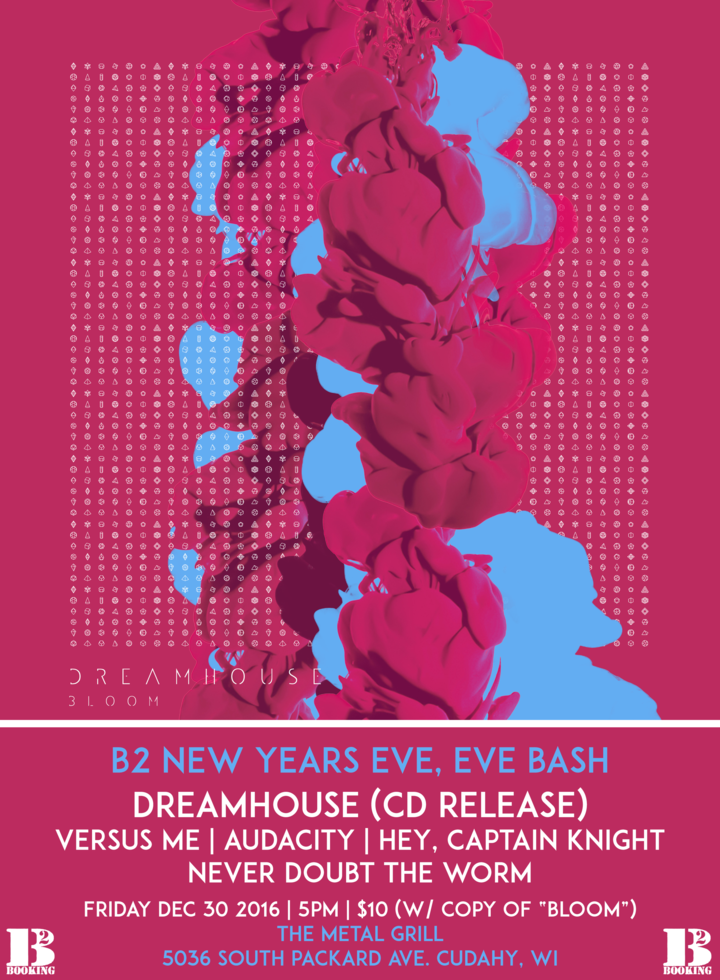 Dreamhouse @ CD RELEASE @ The Metal Grill - Cudahy, WI