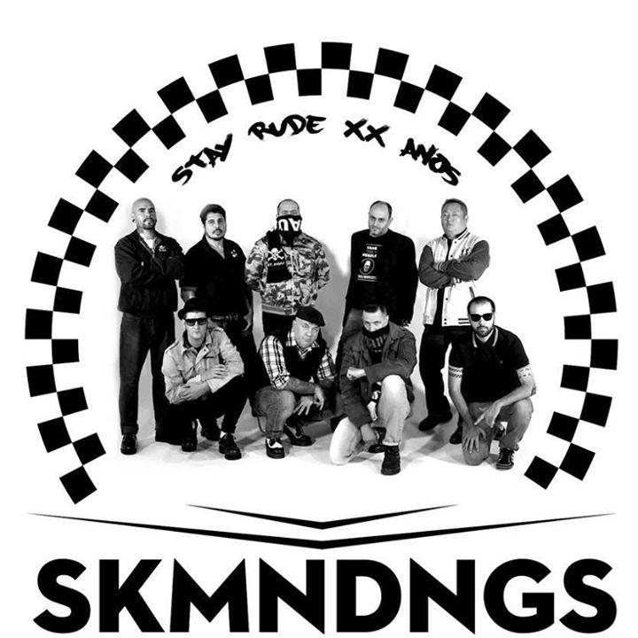 Skamoondongos Tour Dates