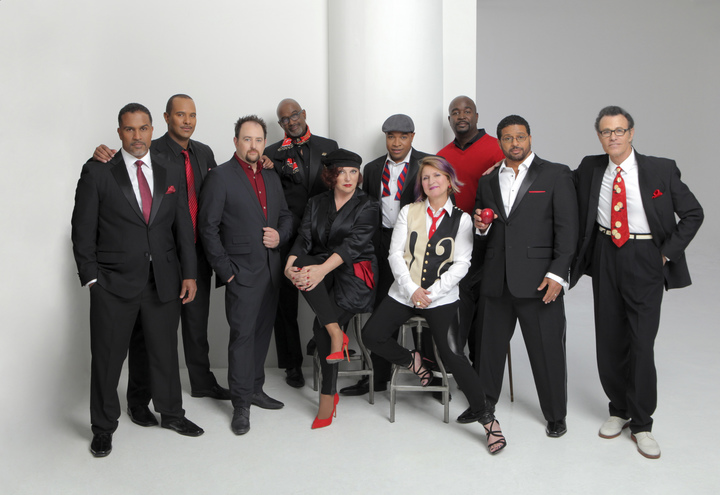 The Manhattan Transfer @ Cerritos Center - Cerritos, CA