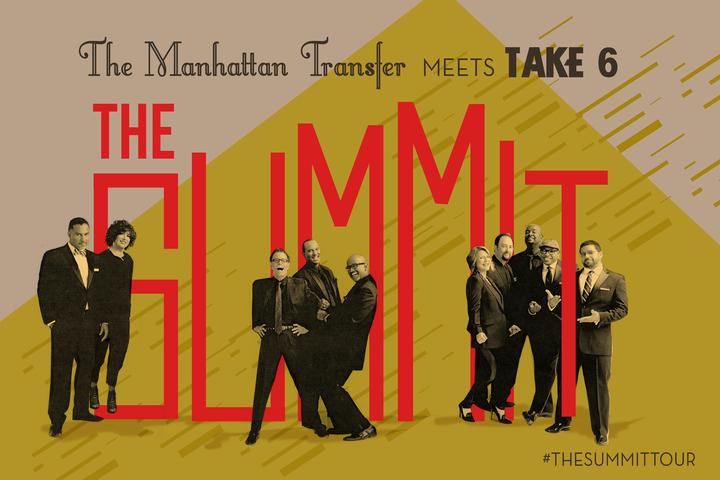 The Manhattan Transfer @ Gallo Center for the Arts - Modesto, CA