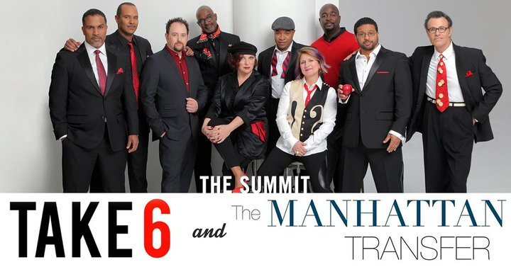 The Manhattan Transfer @ Van Wezel Performing Arts Center - Sarasota, FL