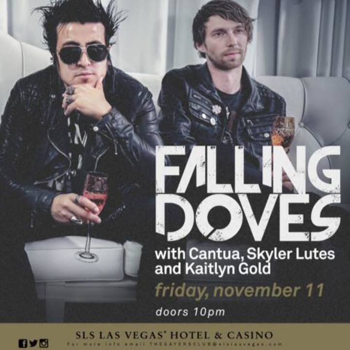 Falling Doves @ The Irenic Bar - San Diego, CA