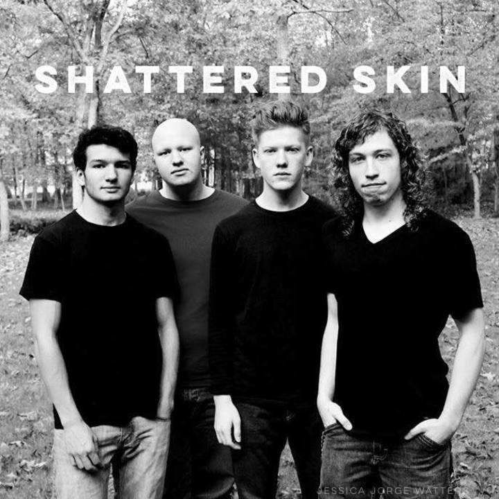 Shattered Skin Tour Dates