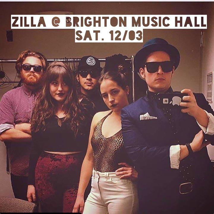 ZILLA Tour Dates