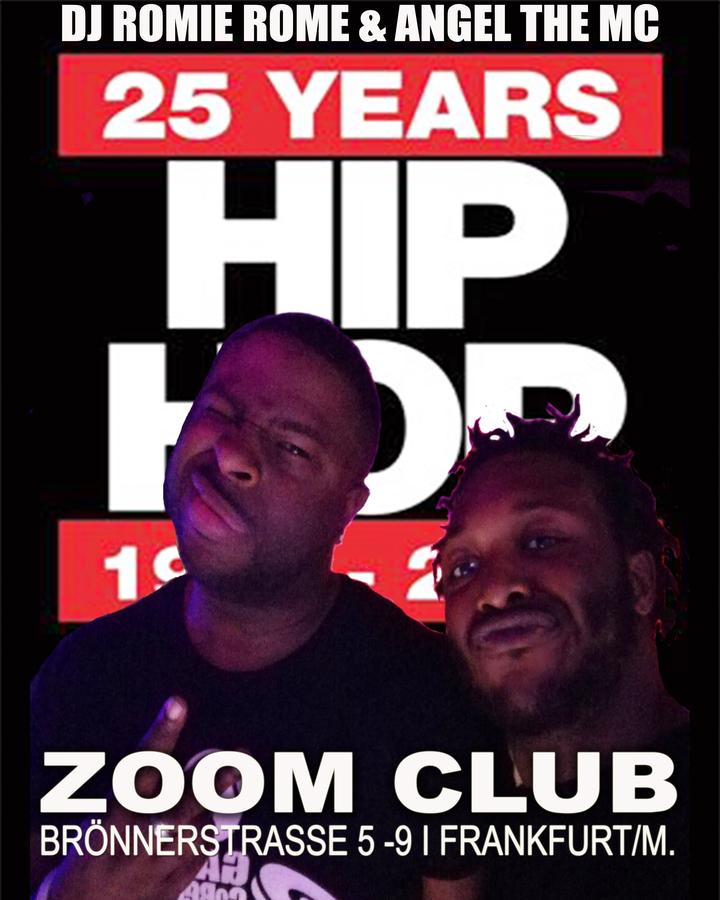 DJ Romie Rome @ Zoom Club - Frankfurt Am Main, Germany