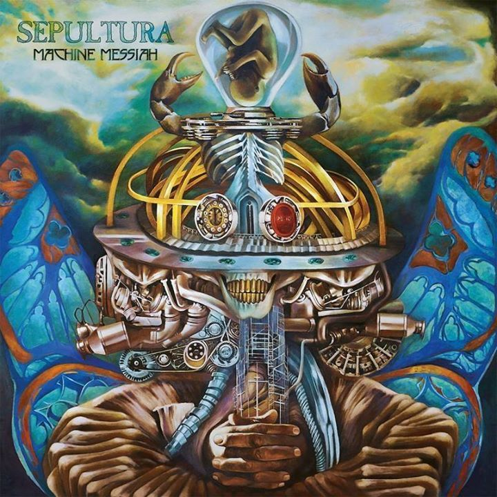Sepultura Tour Dates