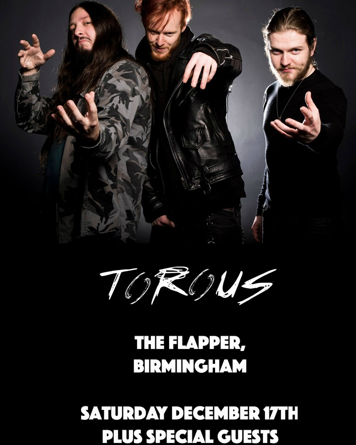Torous @ The Flapper - Birmingham, United Kingdom