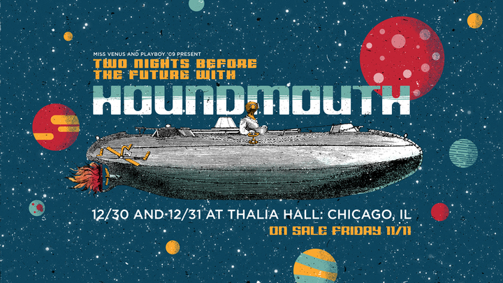 houndmouth @ Thalia Hall - Chicago, IL