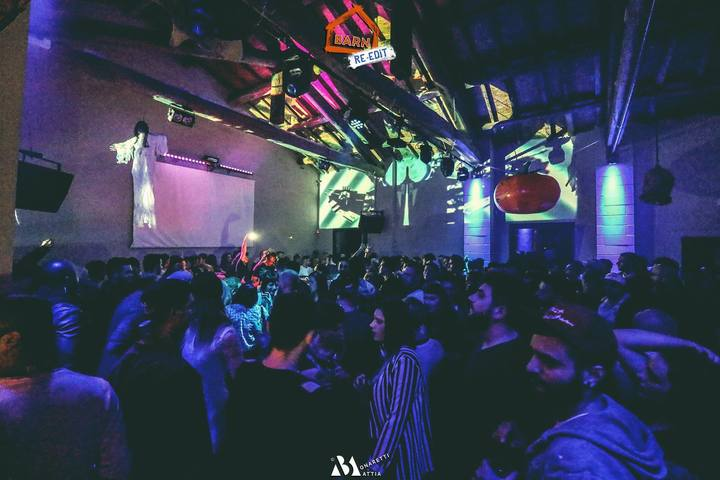 Barn Club @ Barn re_edit #07 Techno saturday  - Modena, Italy