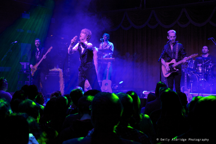 Absolute Bowie Band @ The Live Rooms - Chester, United Kingdom