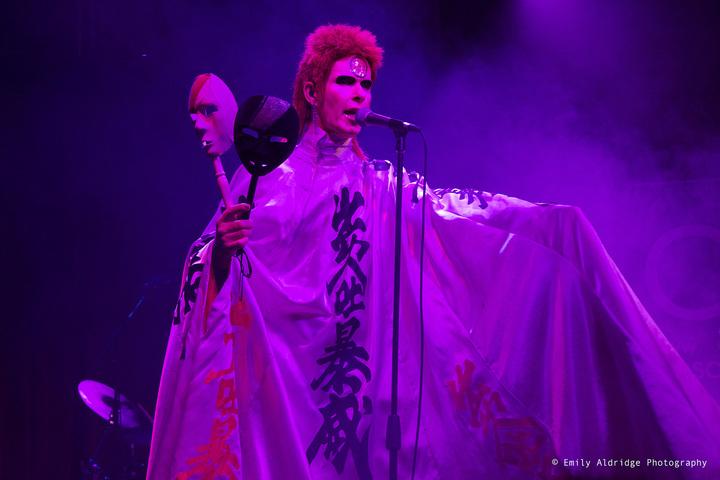 Absolute Bowie Band @ Harpenden Public Halls - Herts, United Kingdom