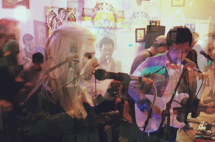 The Anchor Collective @ Underground's Coffeehaus - Fort Lauderdale, FL