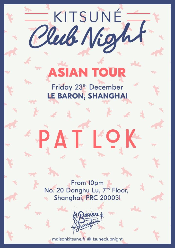 KITSUNE @ Le Baron - Shanghai, China