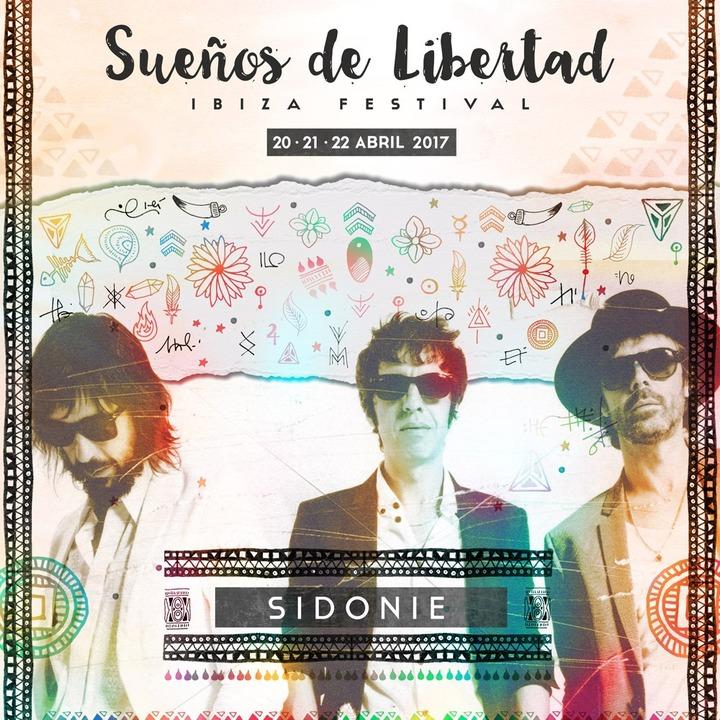 Sidonie @ Sueños de Libertad (Ibiza Festival) - Ibiza, Spain