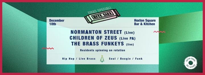 Normanton Street @ Hoxton Square Bar & Kitchen - London, United Kingdom