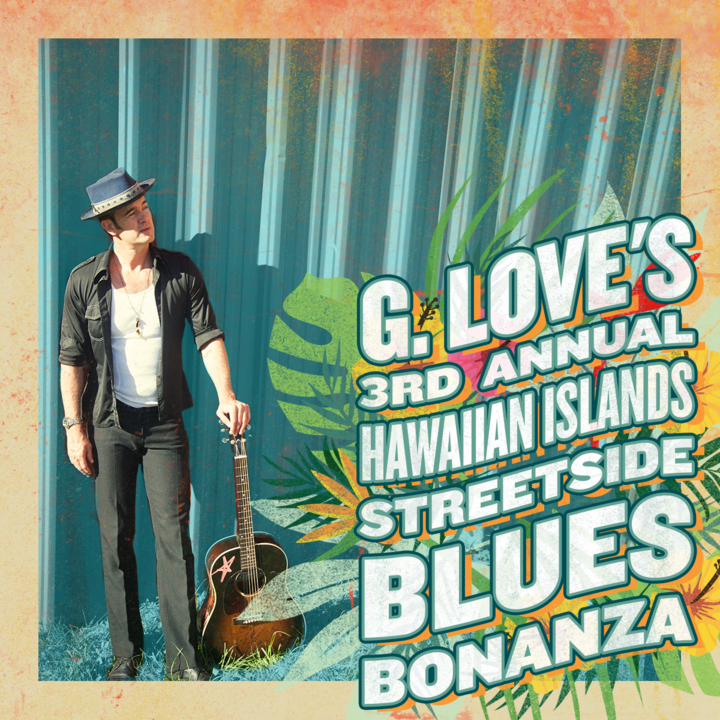 G. Love & Special Sauce @ Laverne's Sports Bar - Kailua-Kona, HI