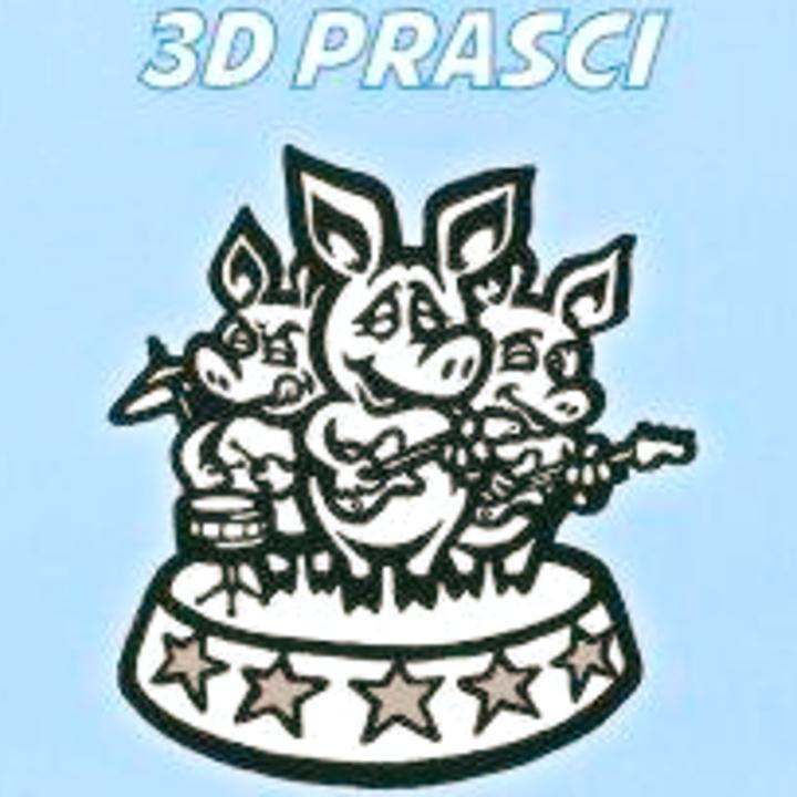 3D Prasci Tour Dates