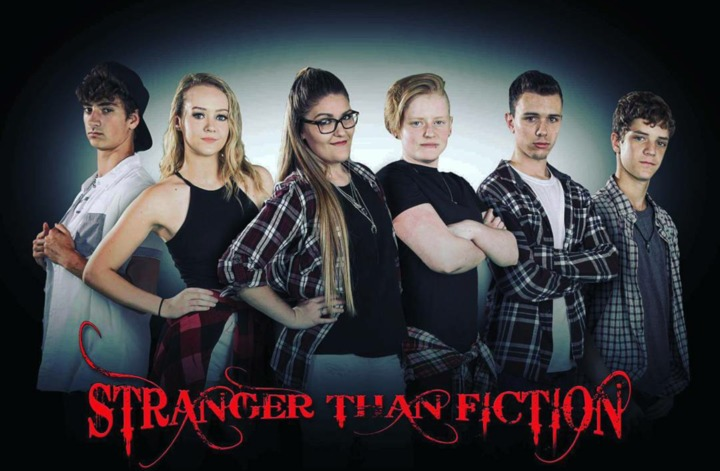 Stranger Than Fiction Band Tour Dates