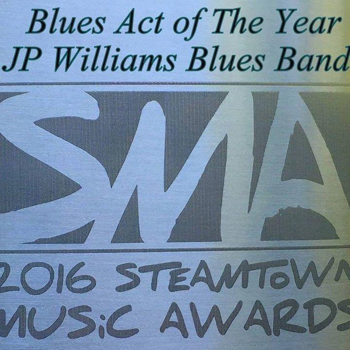 JP Williams Blues Band Tour Dates