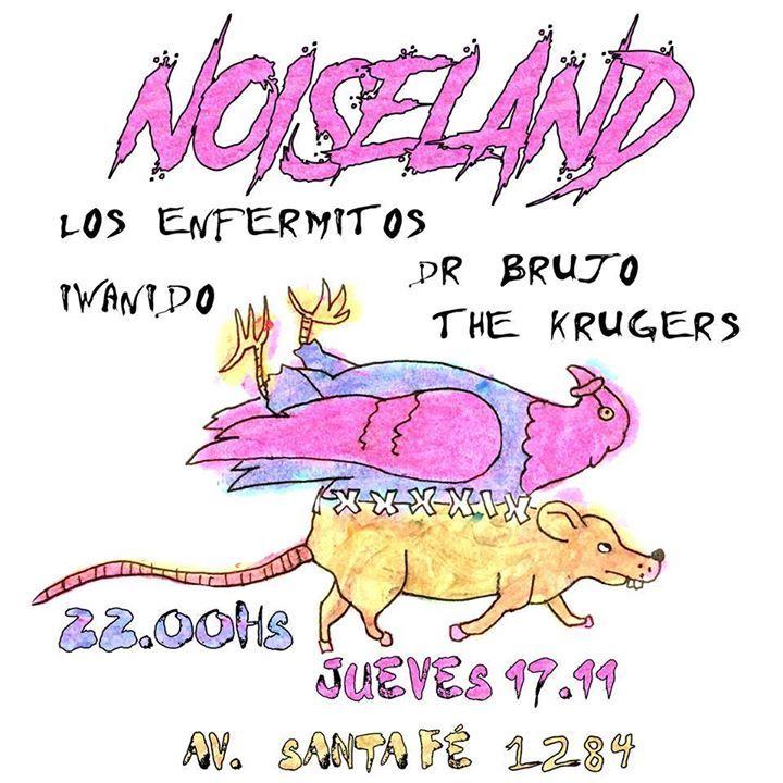 Noiseland Tour Dates