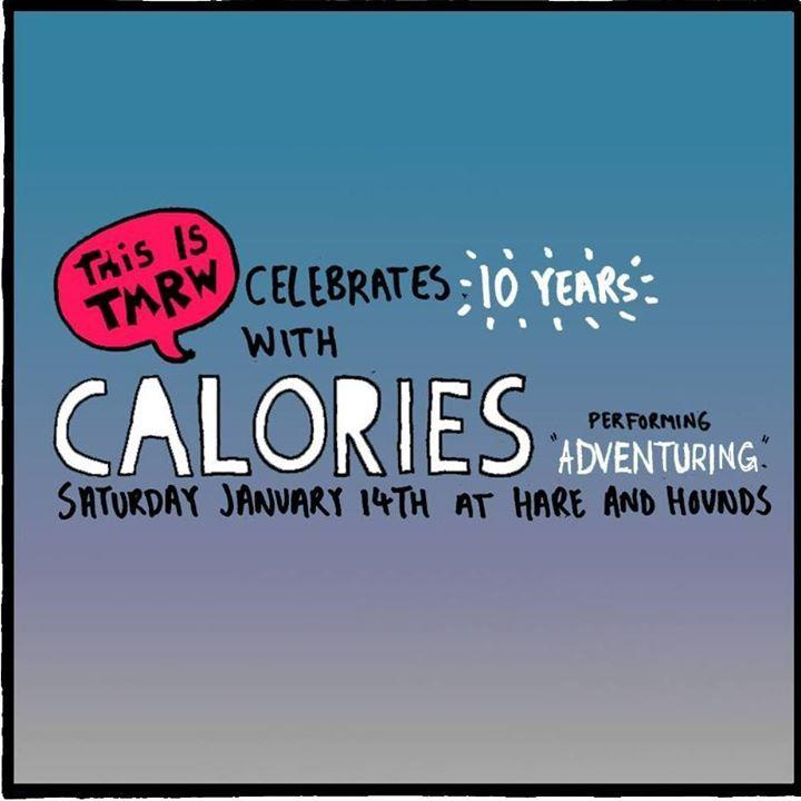 Calories Tour Dates