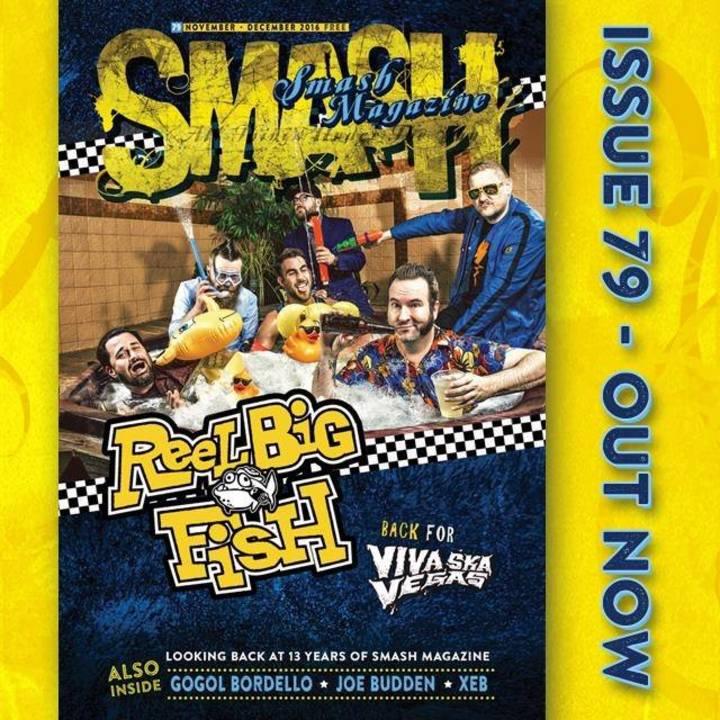 Smash Magazine Tour Dates