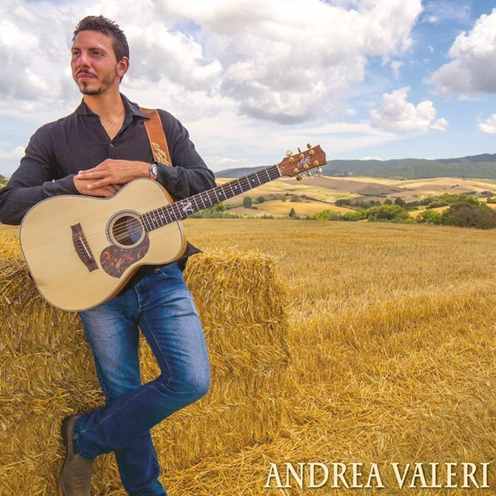 Andrea Valeri Tour Dates