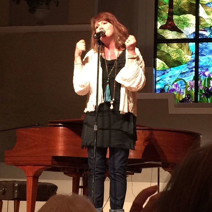 Anita Renfroe @ Faith Church - Billings, MT