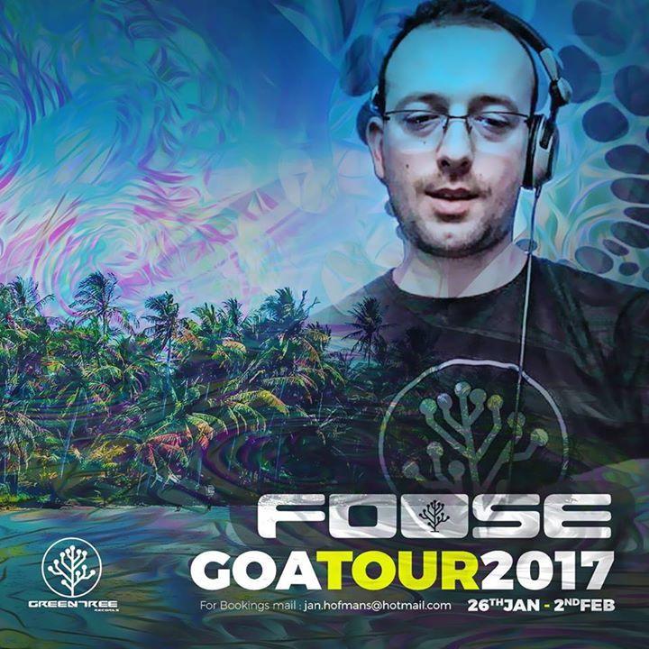 Dj Foose Tour Dates