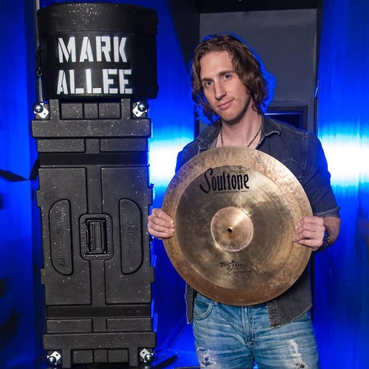 Mark Allee Drummer Tour Dates