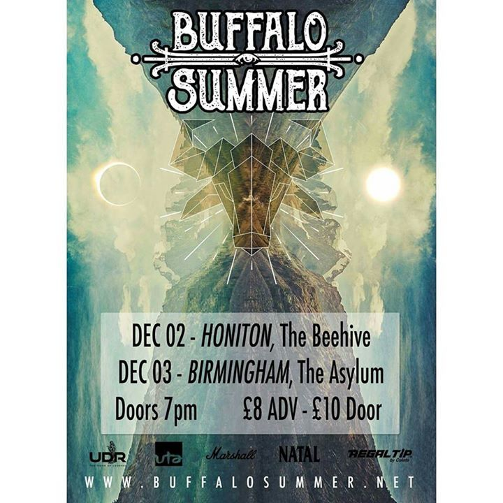 Buffalo Summer Tour Dates