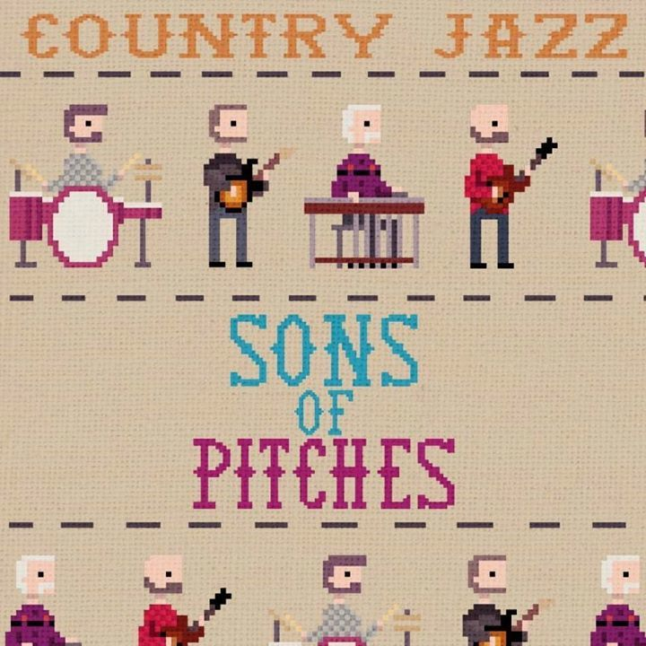 Sons of Pitches @ Big Cork Vineyards - Rohrersville, MD
