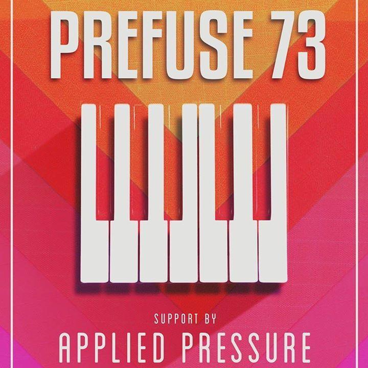 Applied Pressure Tour Dates