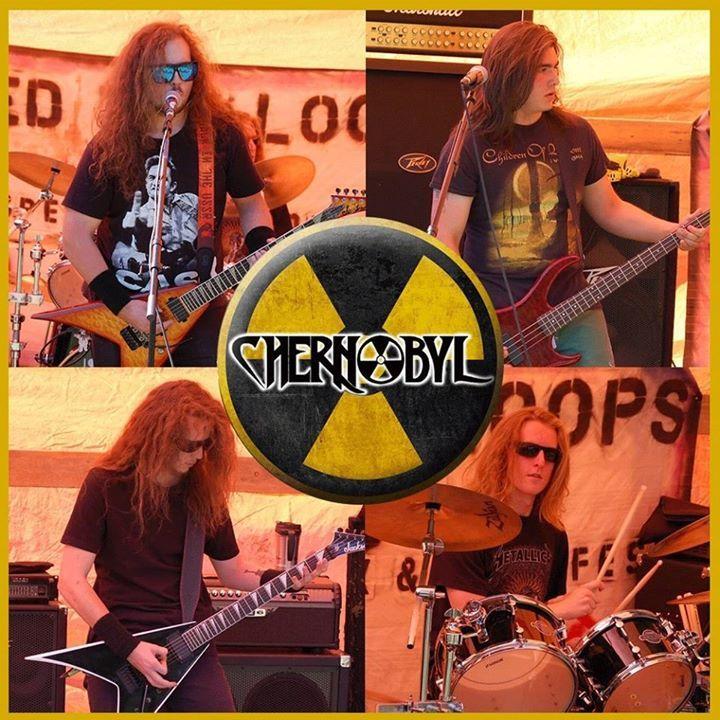 Chernobyl band Tour Dates